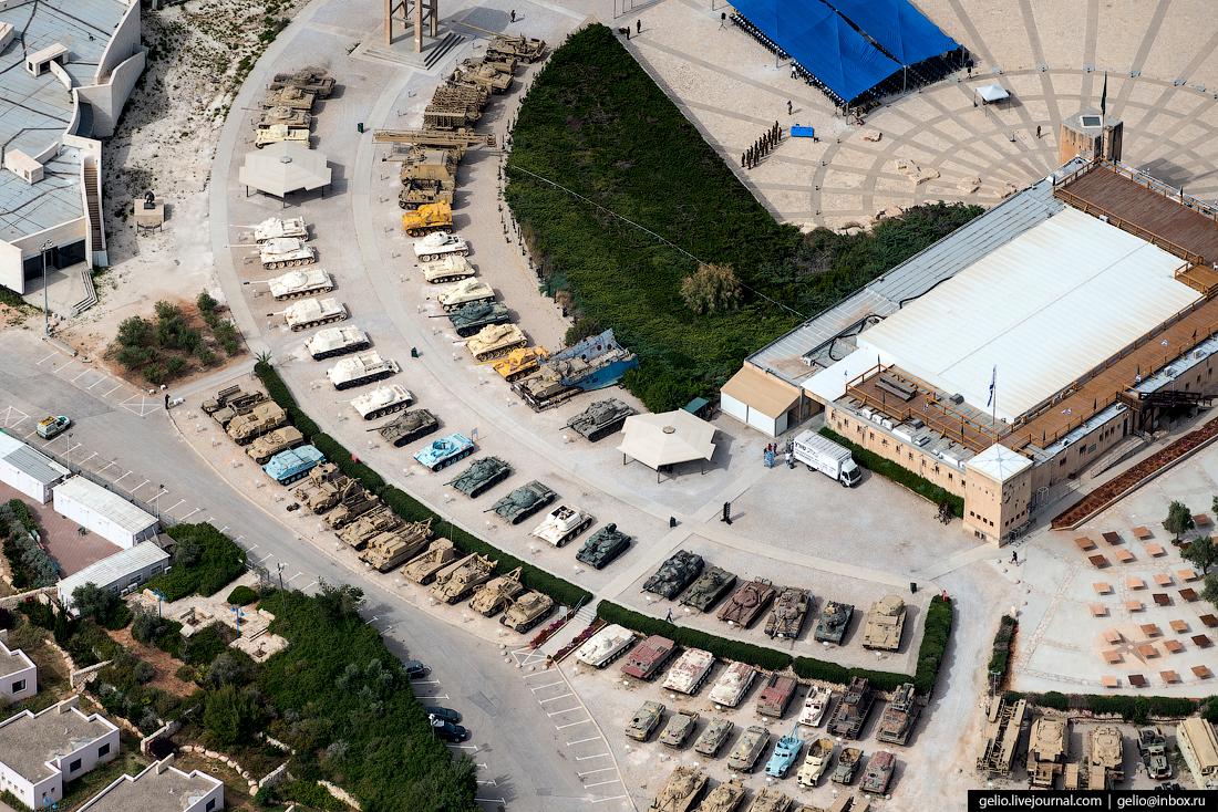 Израиль с высоты: Тель-Авив, Иерусалим и Мёртвое море