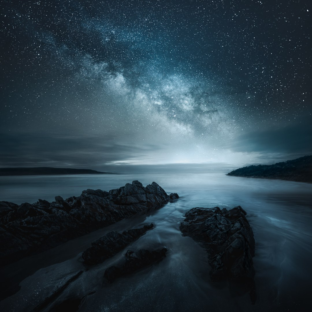 The Night Skies Over Finland & Iceland Saturated with Stars Photographed by Mikko Lagerstedt (8 pics)
