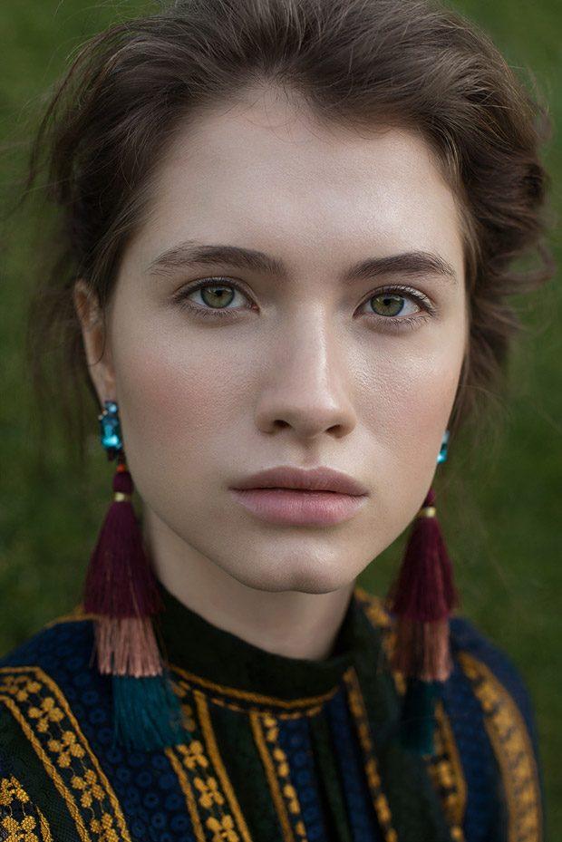 Dress: 405Story Earrings: Zara   Model: Juli at Uncover Models Hair & Makeup Ar