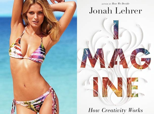 Matchbook Bikini – This summer on the beach, have the Swuimsuit matching your Book