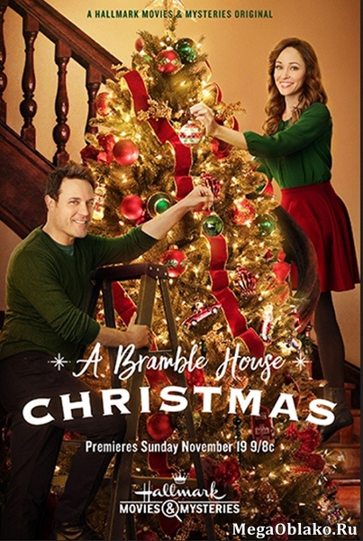 Шанс на Рождество / A Bramble House Christmas (2017/HDTV/HDTVRip)
