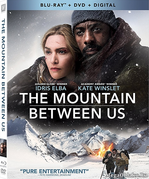 Между нами горы / The Mountain Between Us (2017/BDRip/HDRip)
