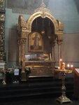 рака с мощами святителя Тихона, Патриарха Всероссийского