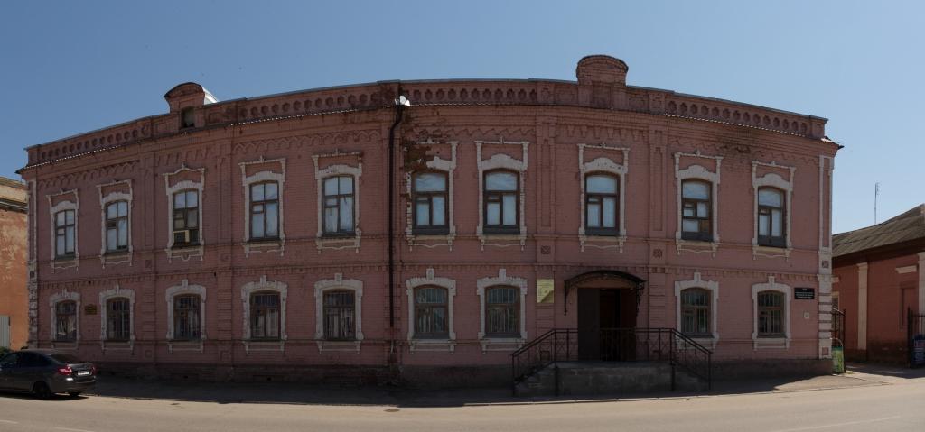 Краеведческий музей г. Маркса