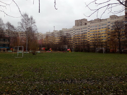 пр. Маршала Жукова 34, парадные 1-13