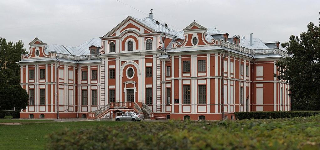 Кикины палаты — сохранившиеся здания 1710-х годов постройки