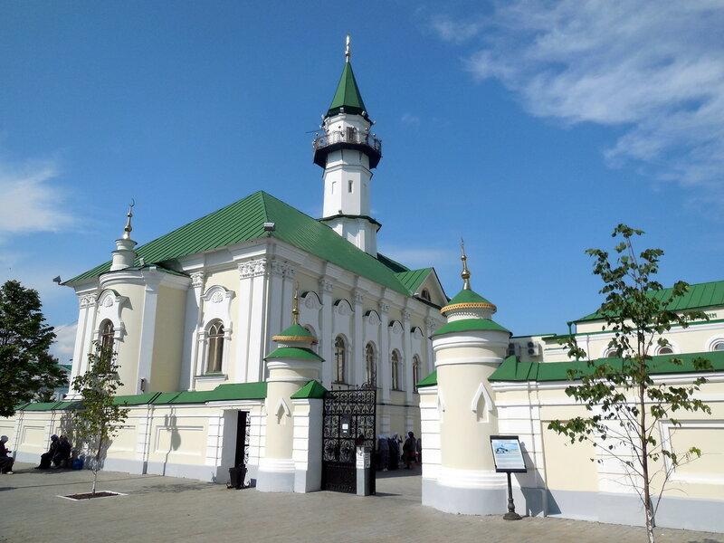 Казанская Соборная мечеть Аль-Марджани