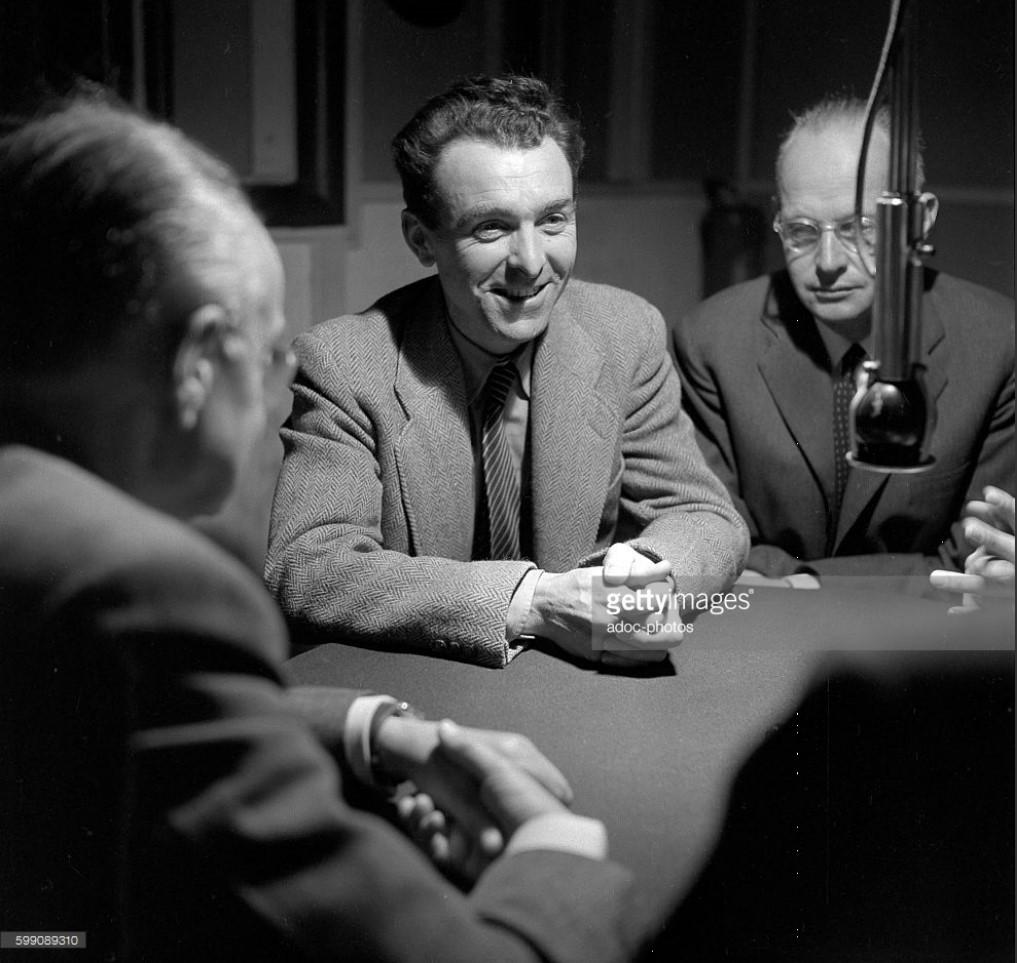 1954. Робер Дуано