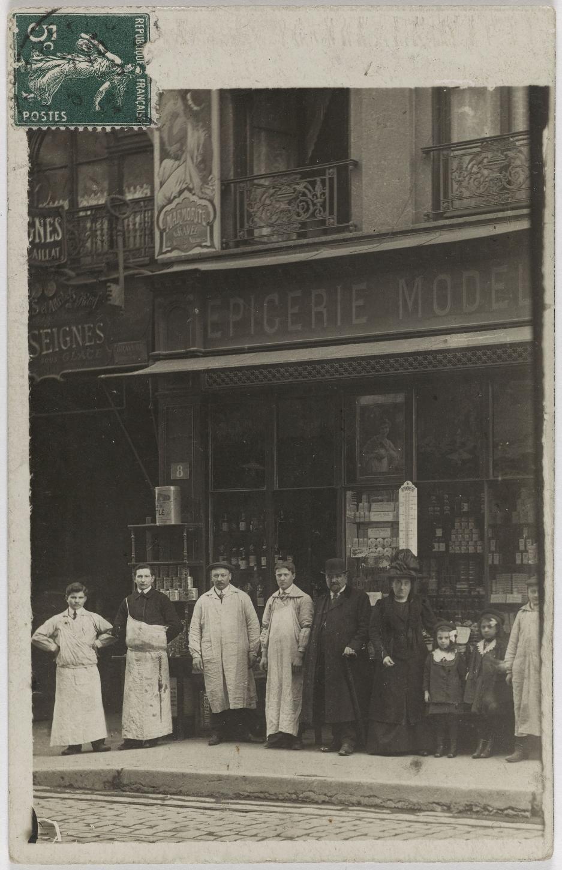 1912. Продукты и алкоголь