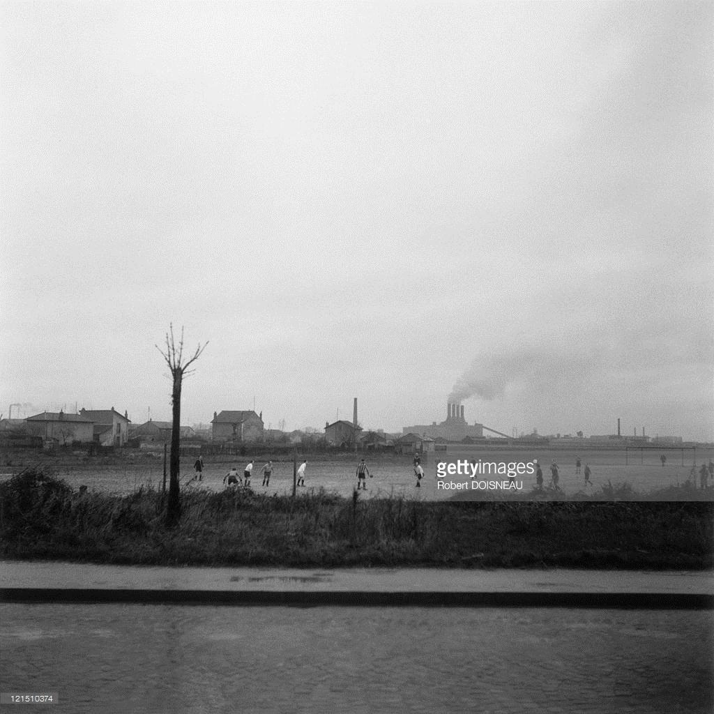 1950. Воскресенье в пригороде