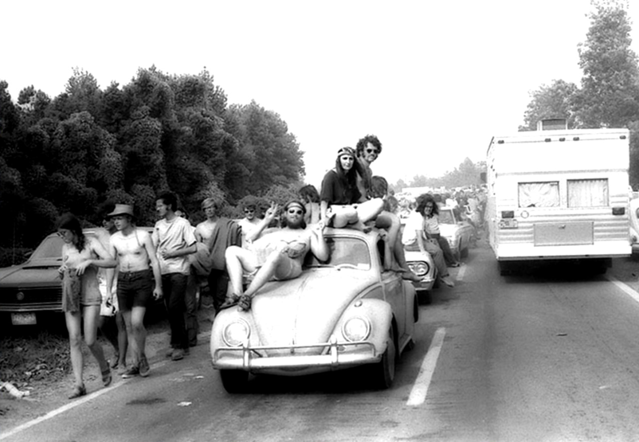 1969. Поп-фестиваль в Атланте