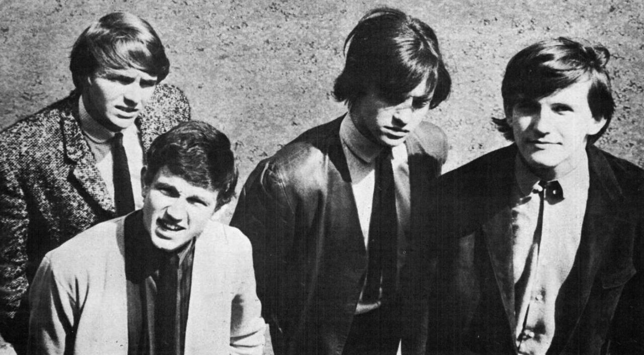 1965. Уэйн Фонтана и «The Mindbenders»