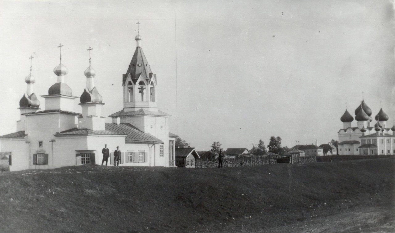 Спасская церковь на Валушках