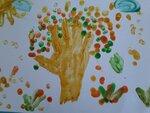 Амнуил Виктория (рук. Зарубалова Оксана Владимировна ) - Осень-красавица всем ребятам нравится
