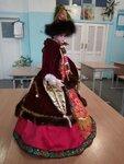 Королёва Ольга (рук. Иванова Оксана Анатольевна) - Русский народный костюм девушки, зимний