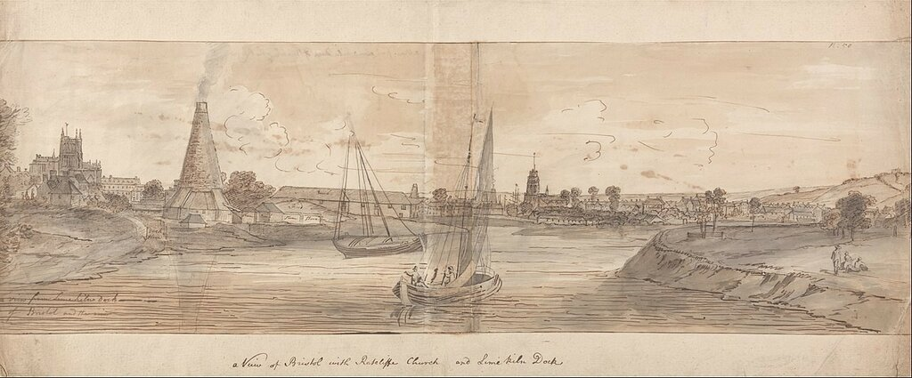 1280px-Samuel_Scott_-_A_View_of_Bristol_with_Ratclffe_Church_and_Lime_Kiln_Dock_-_Google_Art_Project.jpg