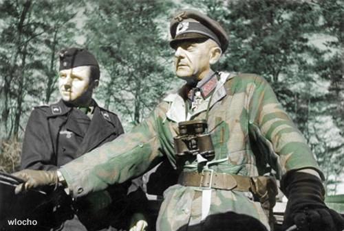 Gotenhafen, Generalleutnant Karl Mauss
