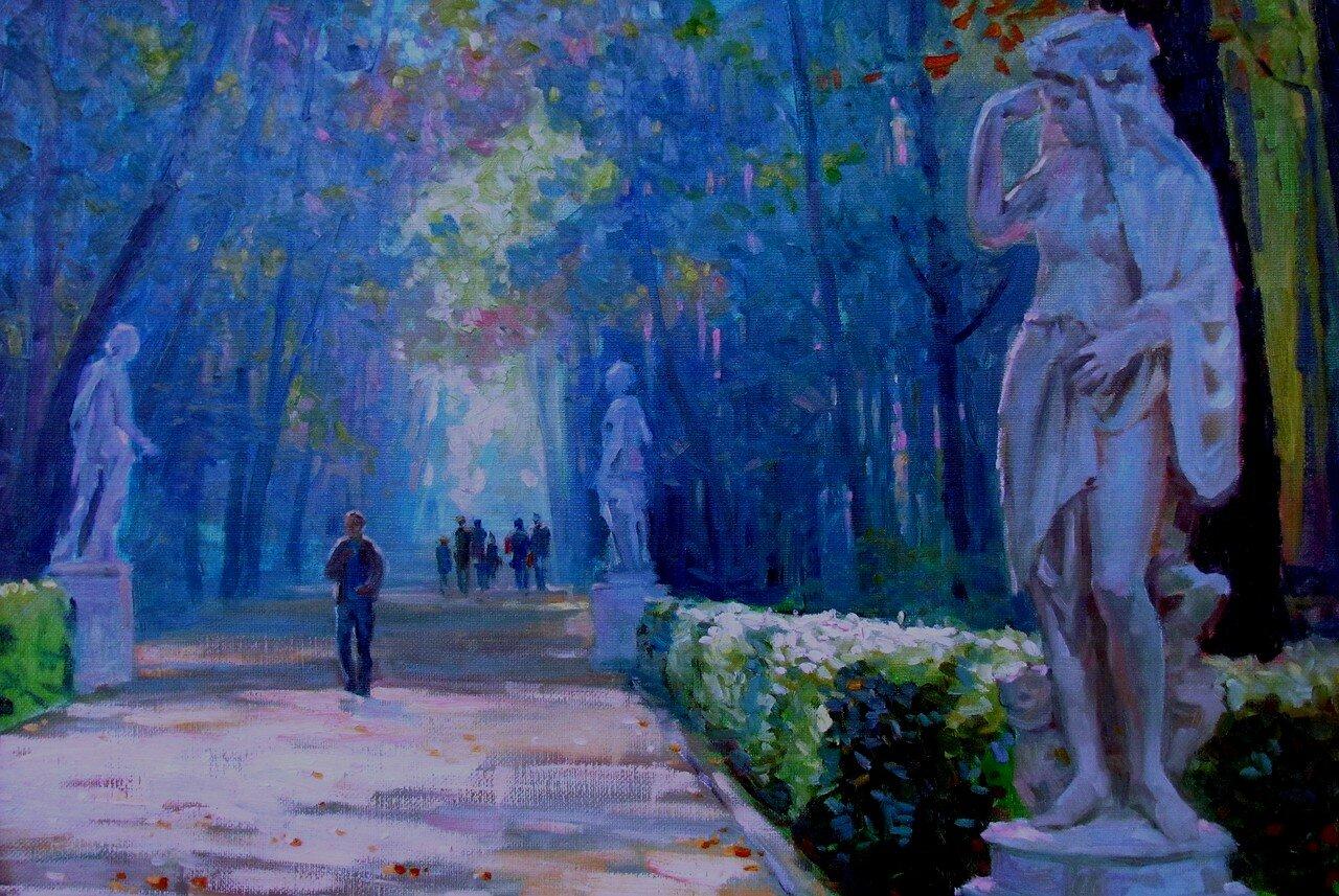 светлана кокель. летний сад, г.санкт-петербург.jpg