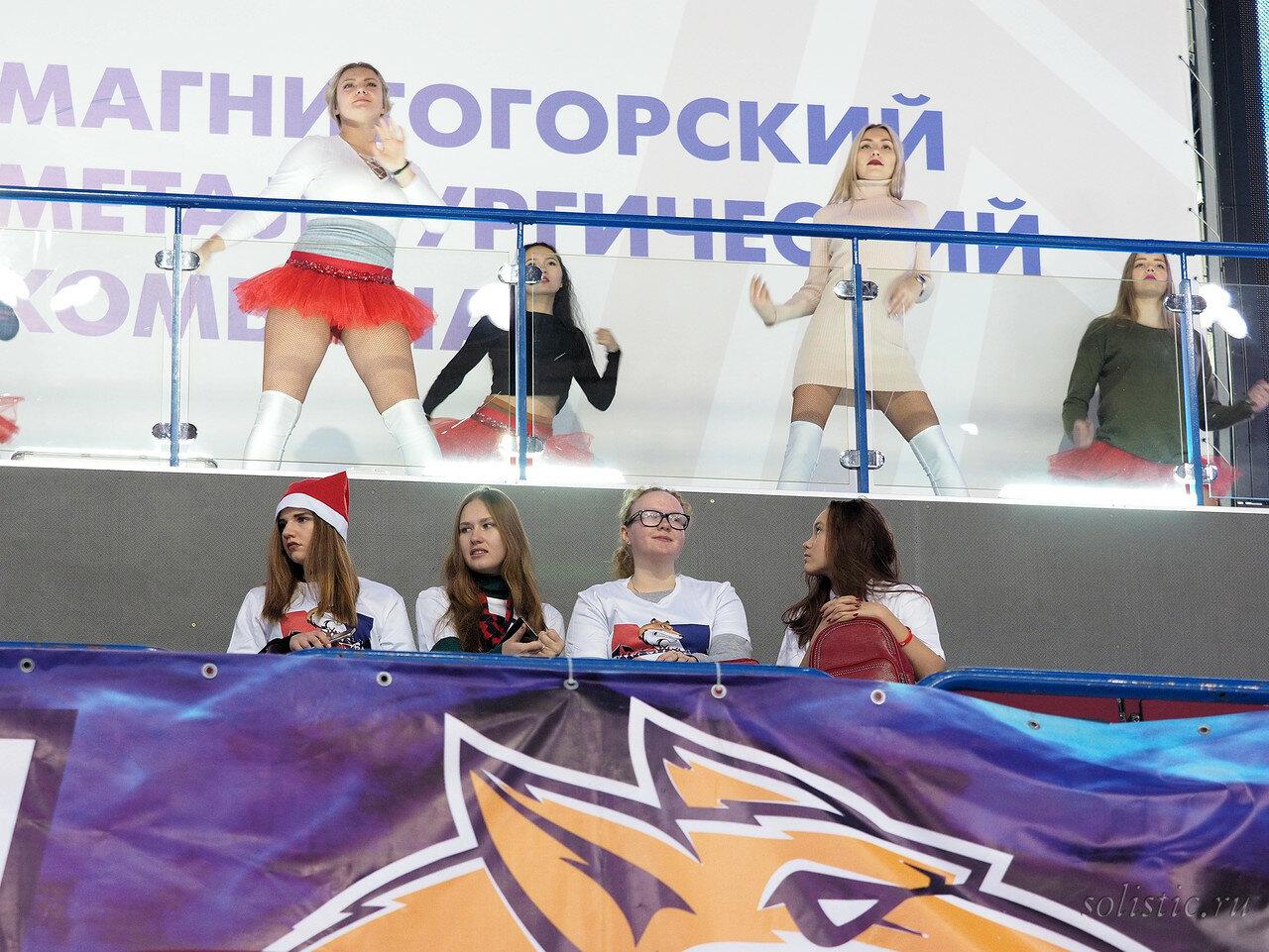 33 Металлург - Локомотив 05.01.2018