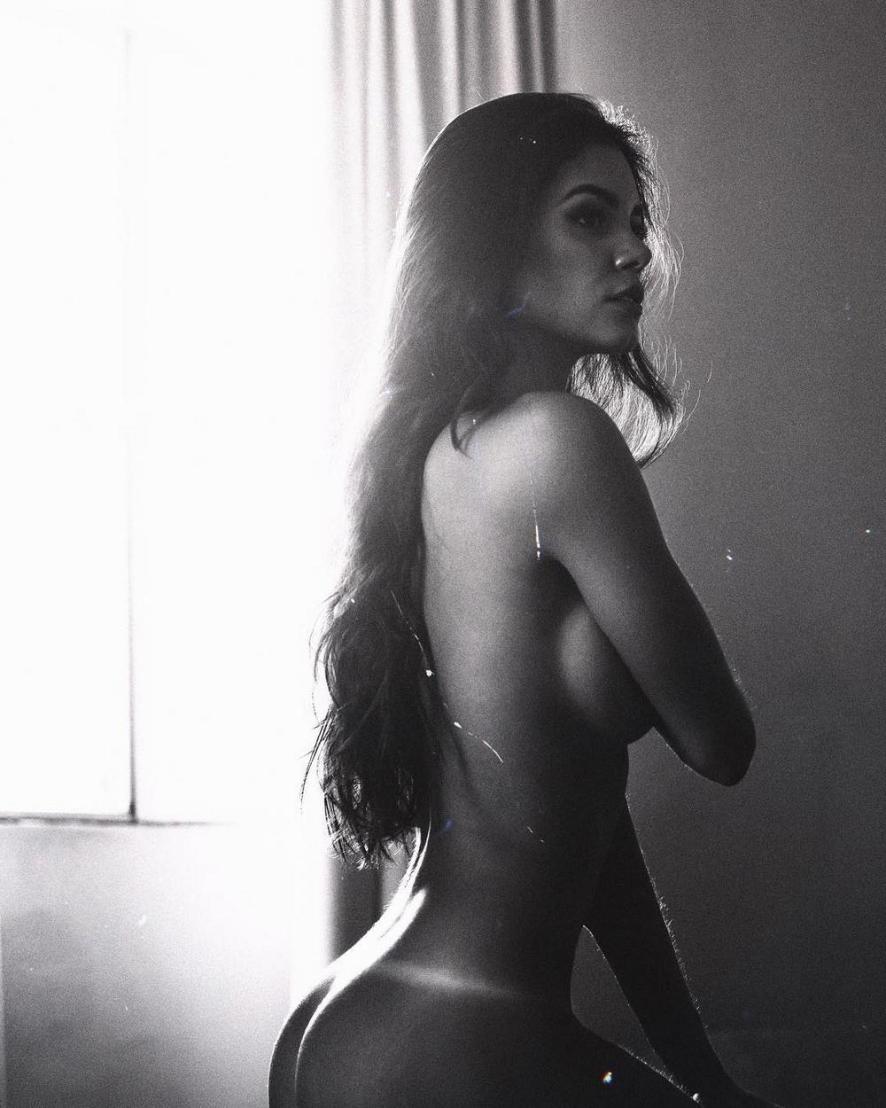 Чувственные фото Мелиссы Картахена