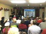 24 декабря в актовом зале Донского храма состоялось выступление выпускников миссионерско-катехизаторских курсов при Коломенской духовной семинарии