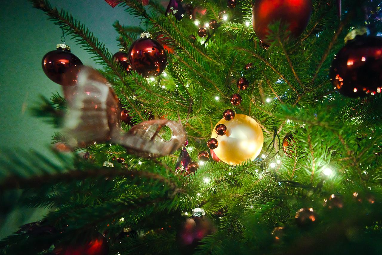 Новогоднее: фотосъемка настроекния. фотограф Кирилл Толль