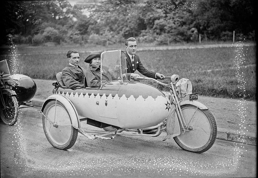 Франция: автомобили (1920-1950-е)