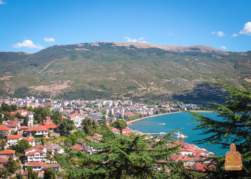 Город Охрид