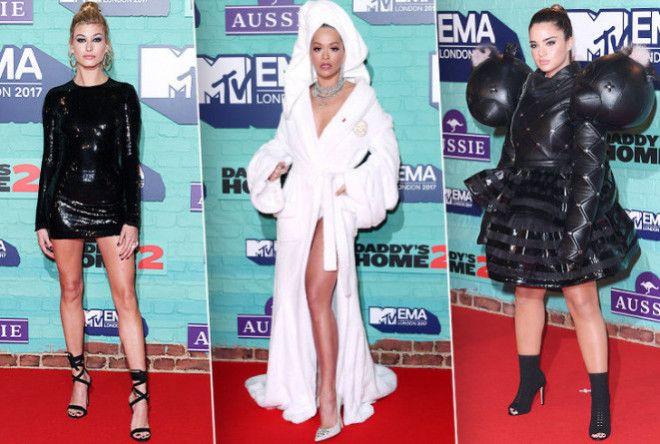 MTV Europe Music Awards-2017: лучшие и худшие образы звезд (15 фото)