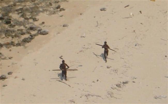© indiancoastguard     Индия управляет Сентинельским островом— одной изнемногих террито