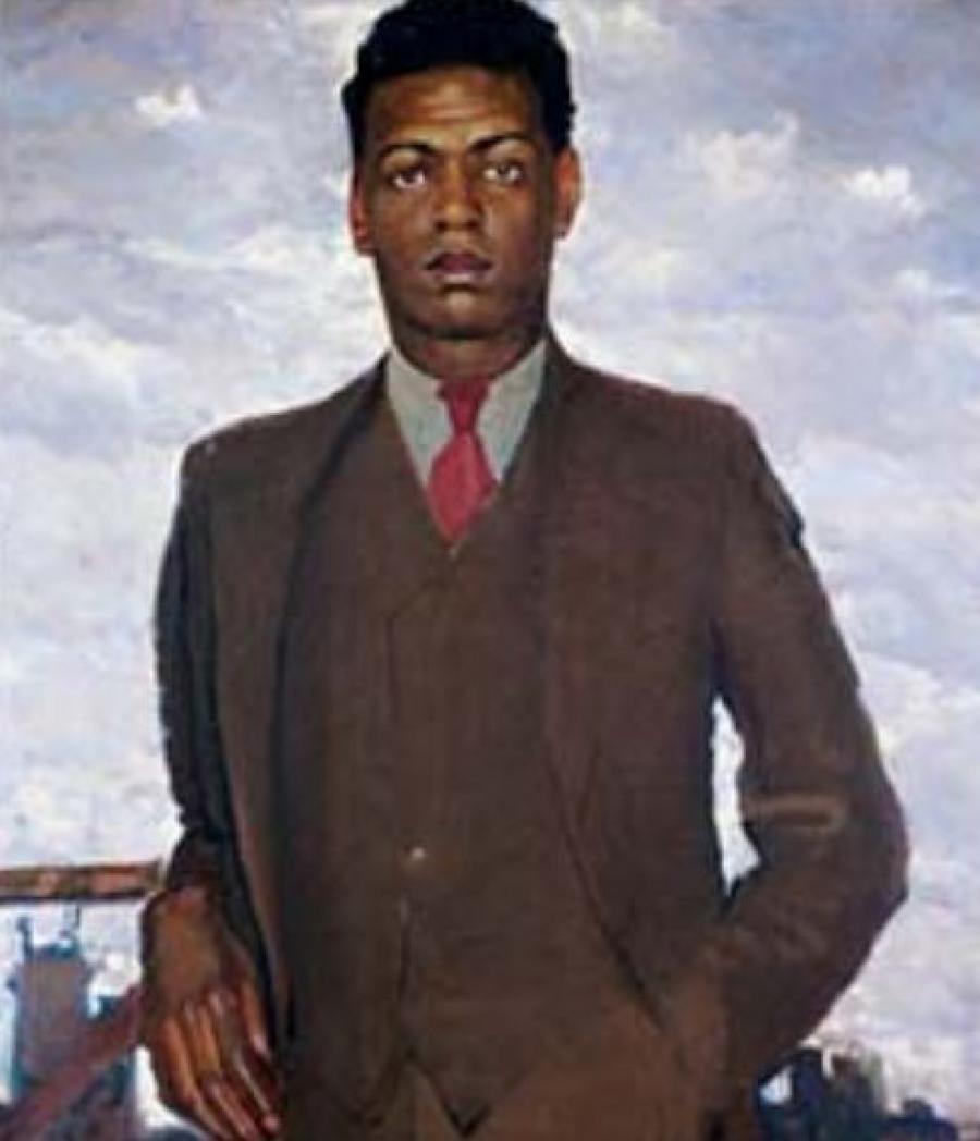 Ллойд Паттерсон   Актер впервые прибыл в СССР в 1932 году как участник афроамер