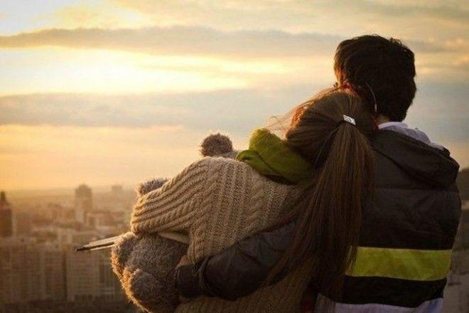 1. Вам хорошо и комфортно вместе      Оба партнера получают удовольствие тольк