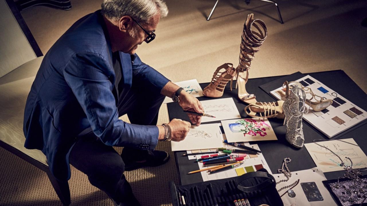 Giuseppe Zanotti Design: от подмастерья до мастера с мировым именем (1 фото)
