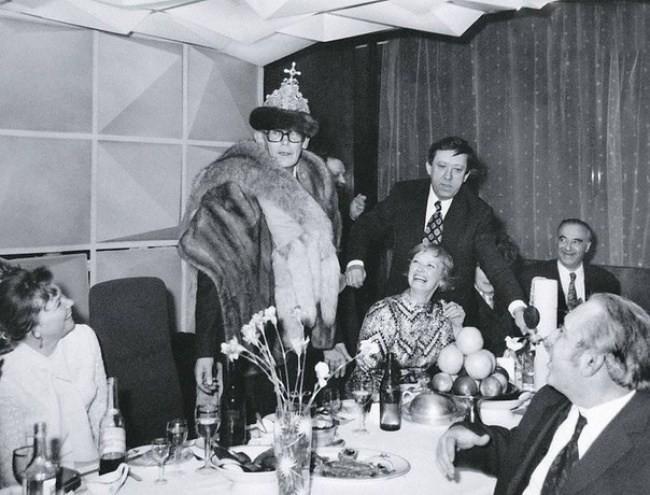 Алла Борисовна Пугачёва в 1969 году