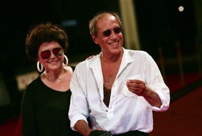 История любви Адриано Челентано и Клаудии Мори длится вот уже 50 лет! (13 фото)