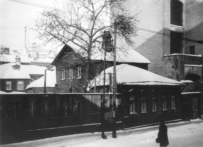 Большой Путинковский переулок. СССР, Москва, 1920-е годы.   8. Союзпечать