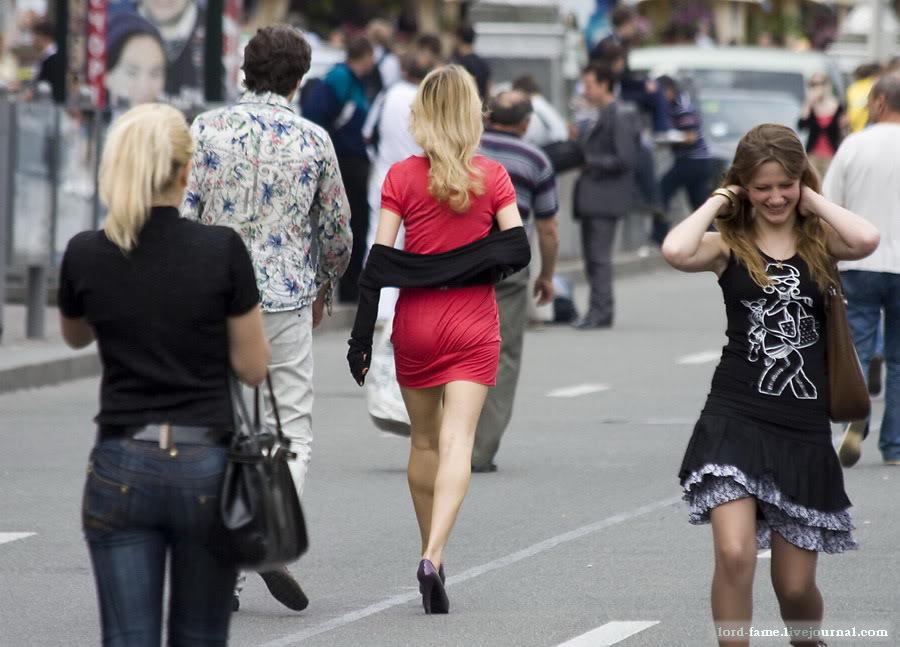 Девушки Киева