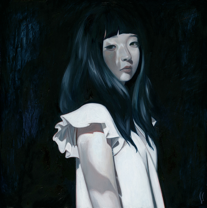 Soft and yet Mysterious Paintings by Joanne Nam