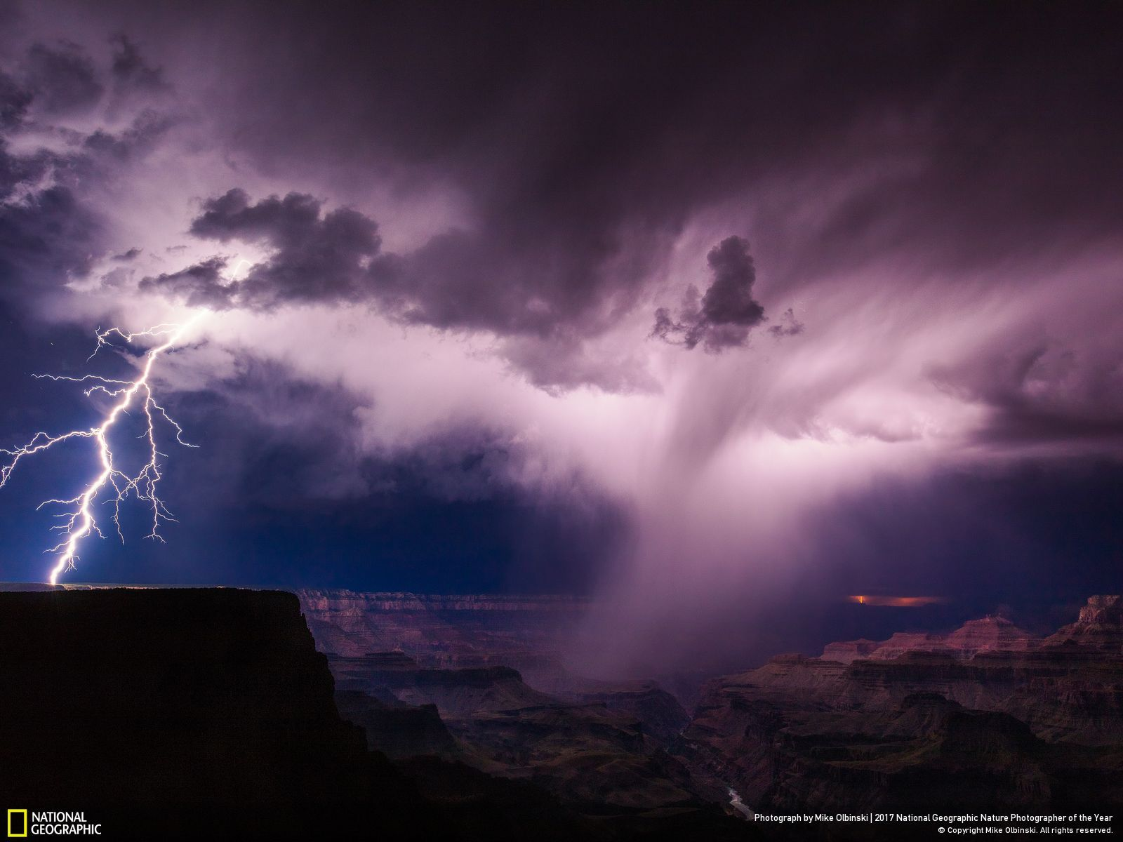 3rd Place, Landscapes. © Mike Olbinski