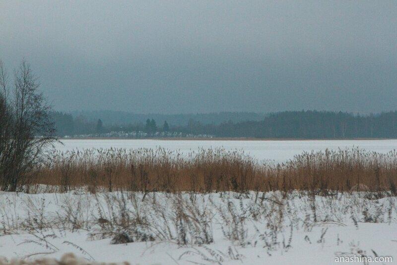 Иткольское озеро