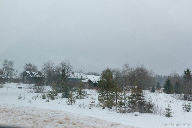 Деревня, Вологодская область