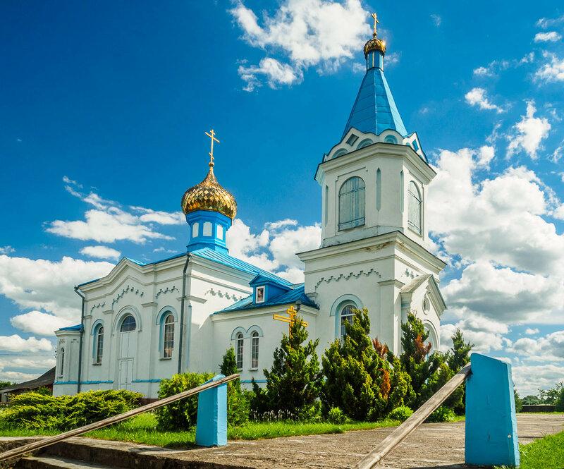 Церковь св. Георгия Победоносца, 1901 г.