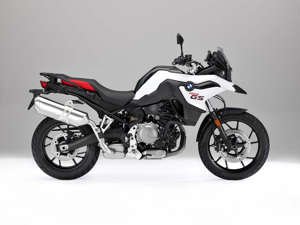 BMW F750GS 2018 и BMW 850GS 2018