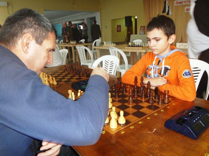 В станице Выселки. На шахматных соревнованиях (13).JPG