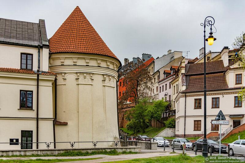 Польша. Люблин