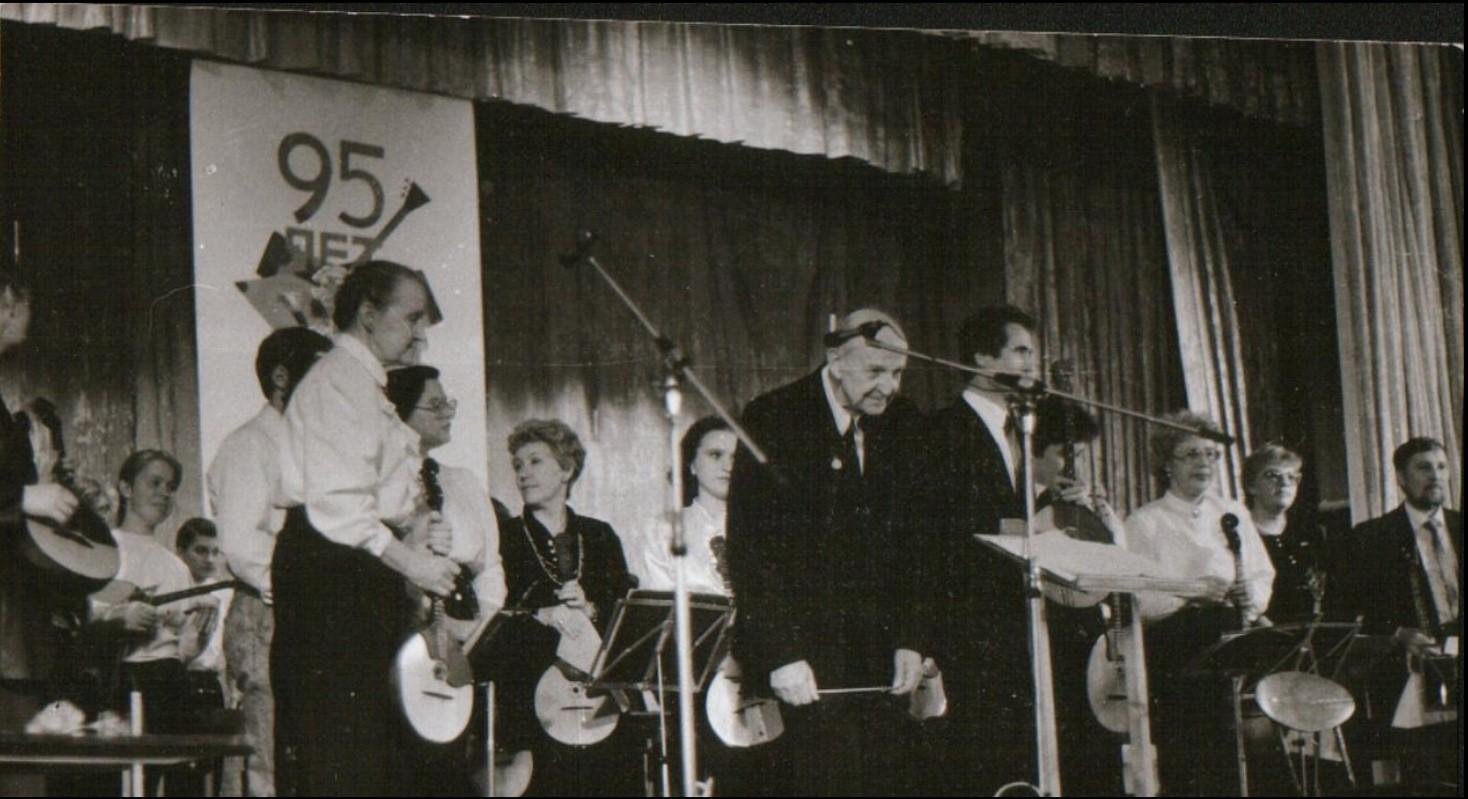 1980-е. Оркестр