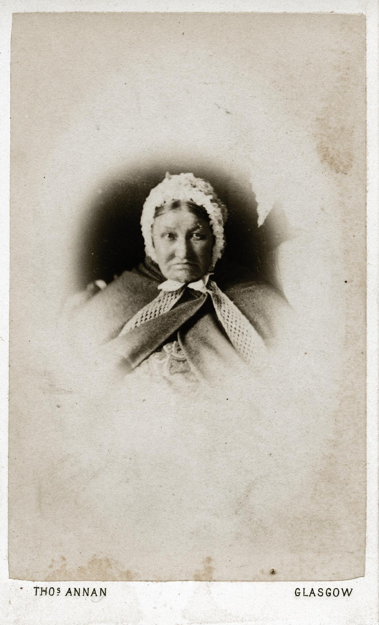 1858. Бабушка Грей, Глазго