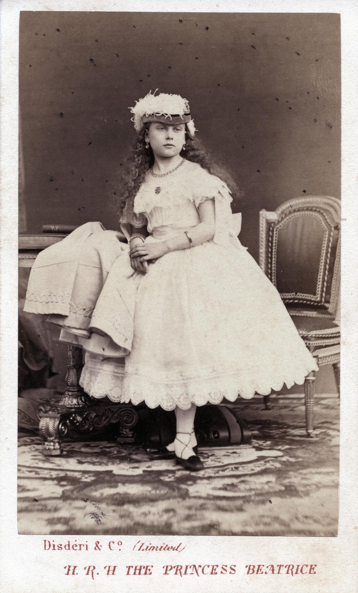 1862. Принцесса Беатрис