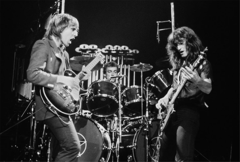 1981. «Rush»