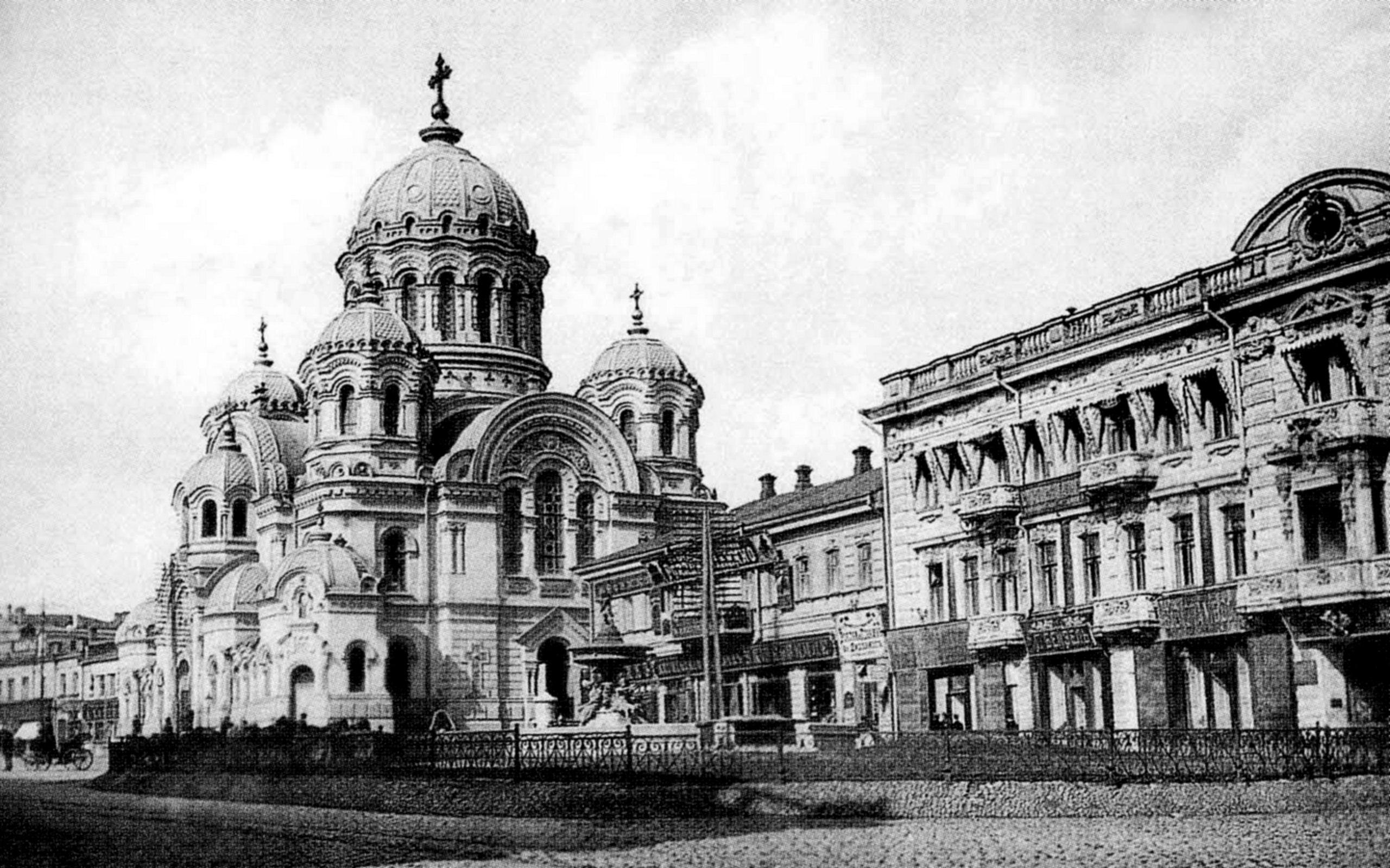 Николаевская площадь
